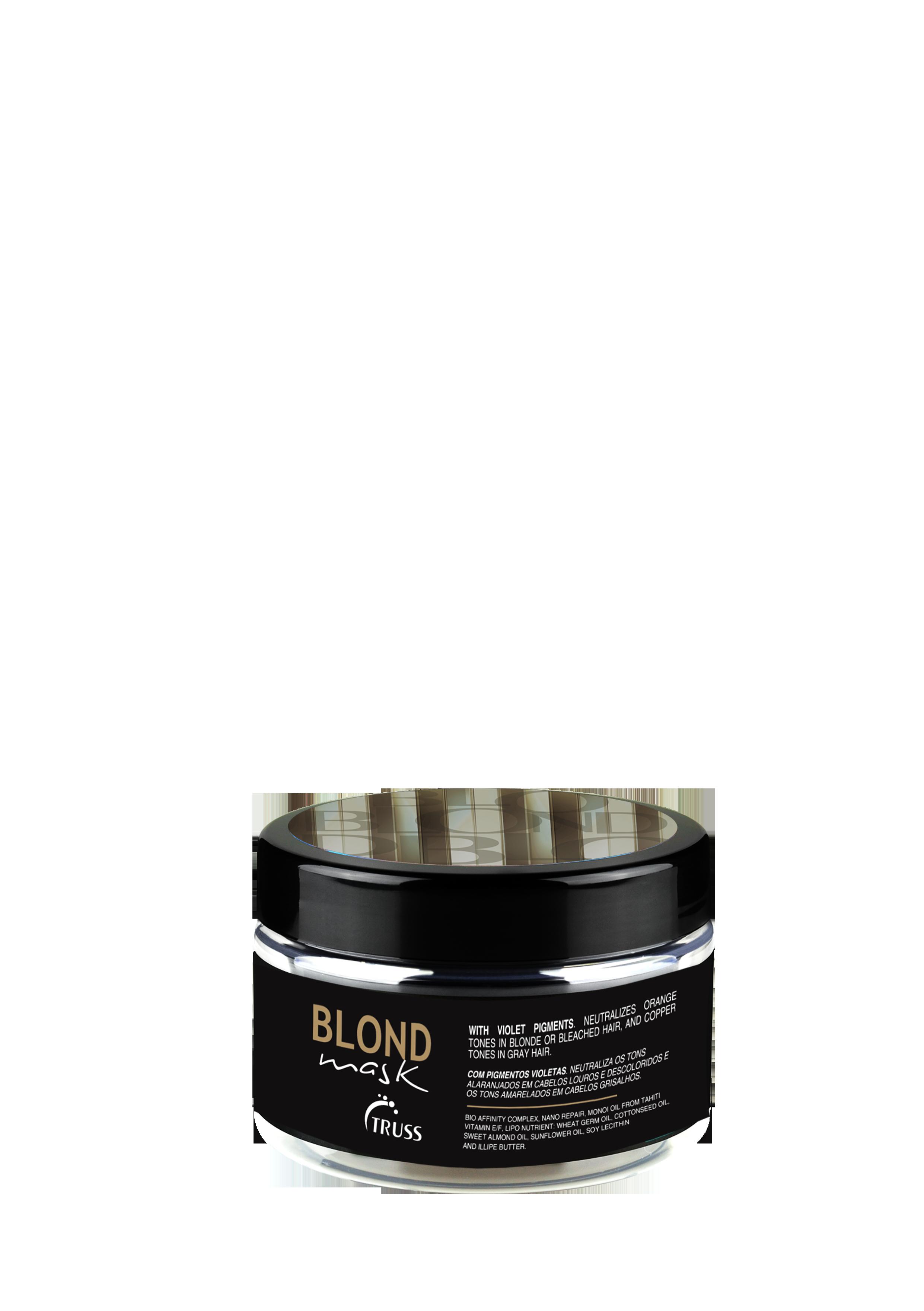 Blond Mask