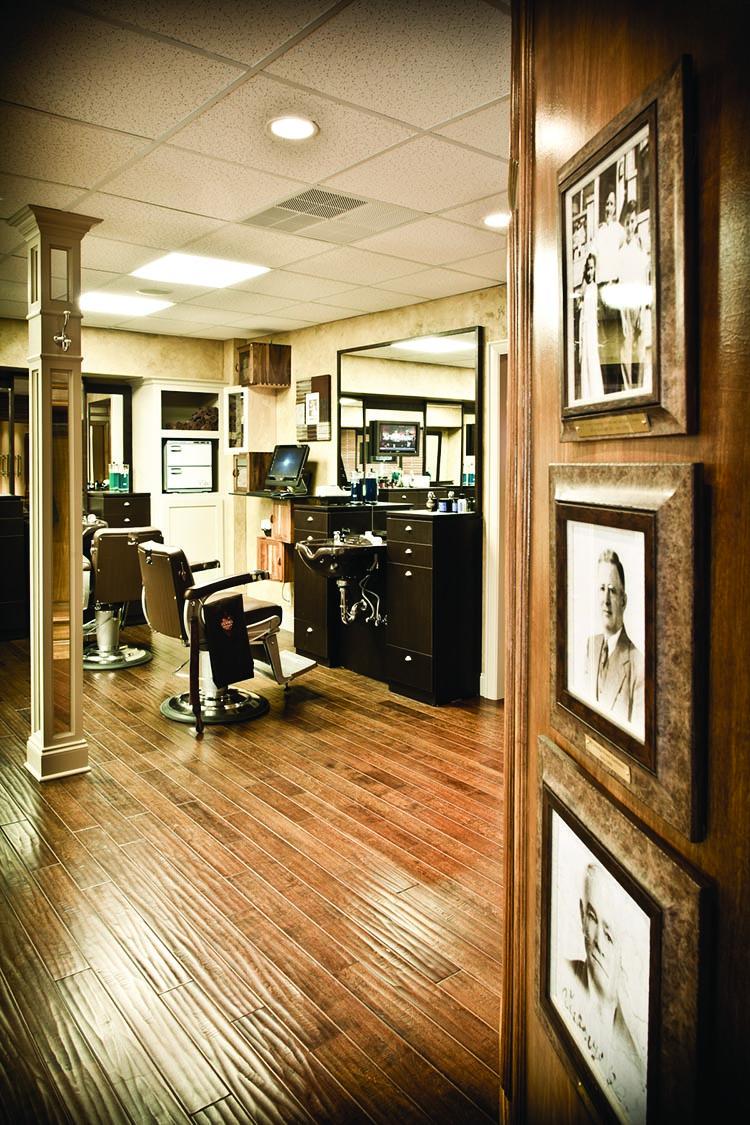 Frank's Barbershop
