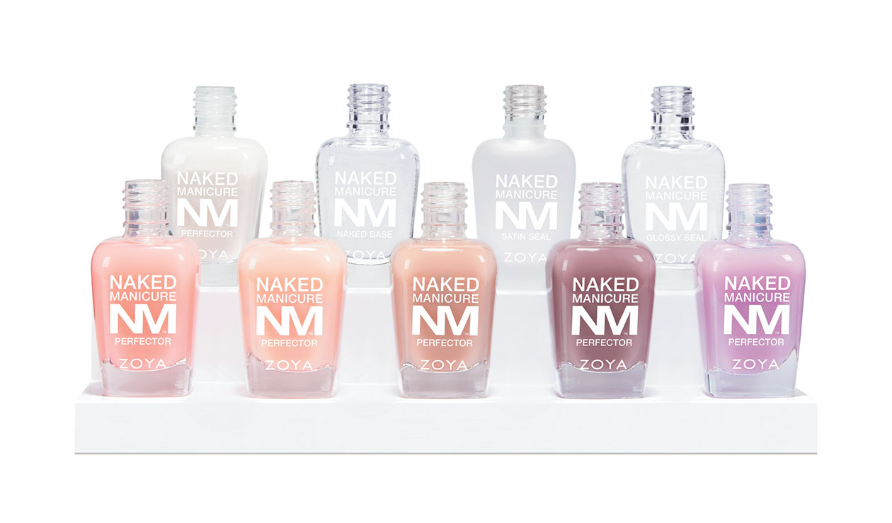 Zoya's Naked Manicure Collection
