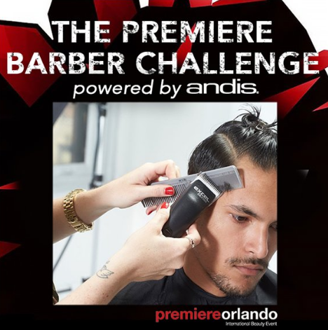 Premiere Barber challenge powered by Andis