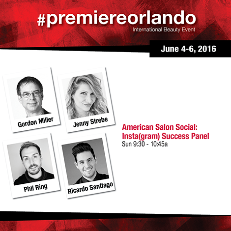 American Salon Social panel, day 1