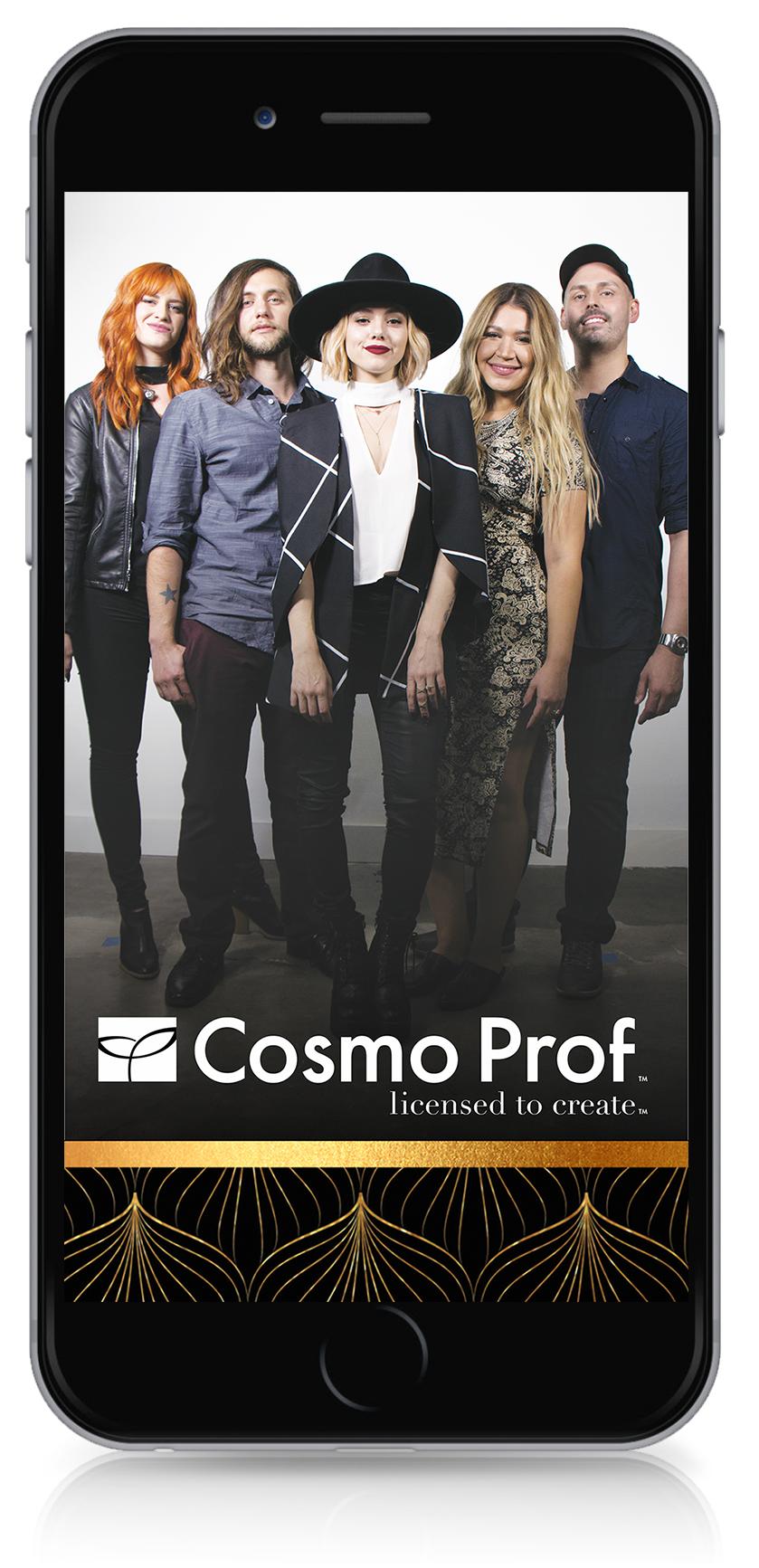 Cosmoprof App