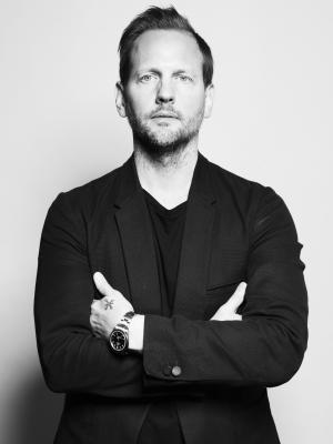 Thomas Osborn, Creative Director and VP of Education at TIGI