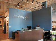 Christopher J. Salon has built business through marketing
