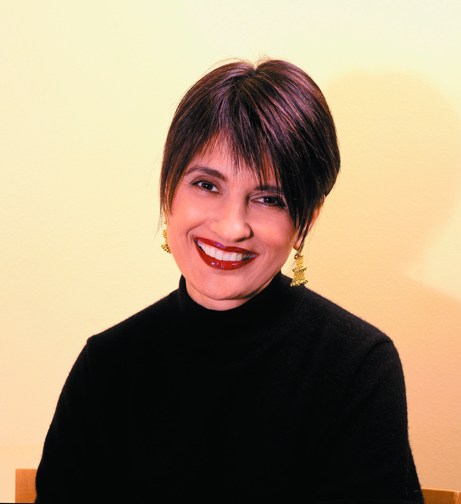 Logics International Spokesperson Gina Kahn