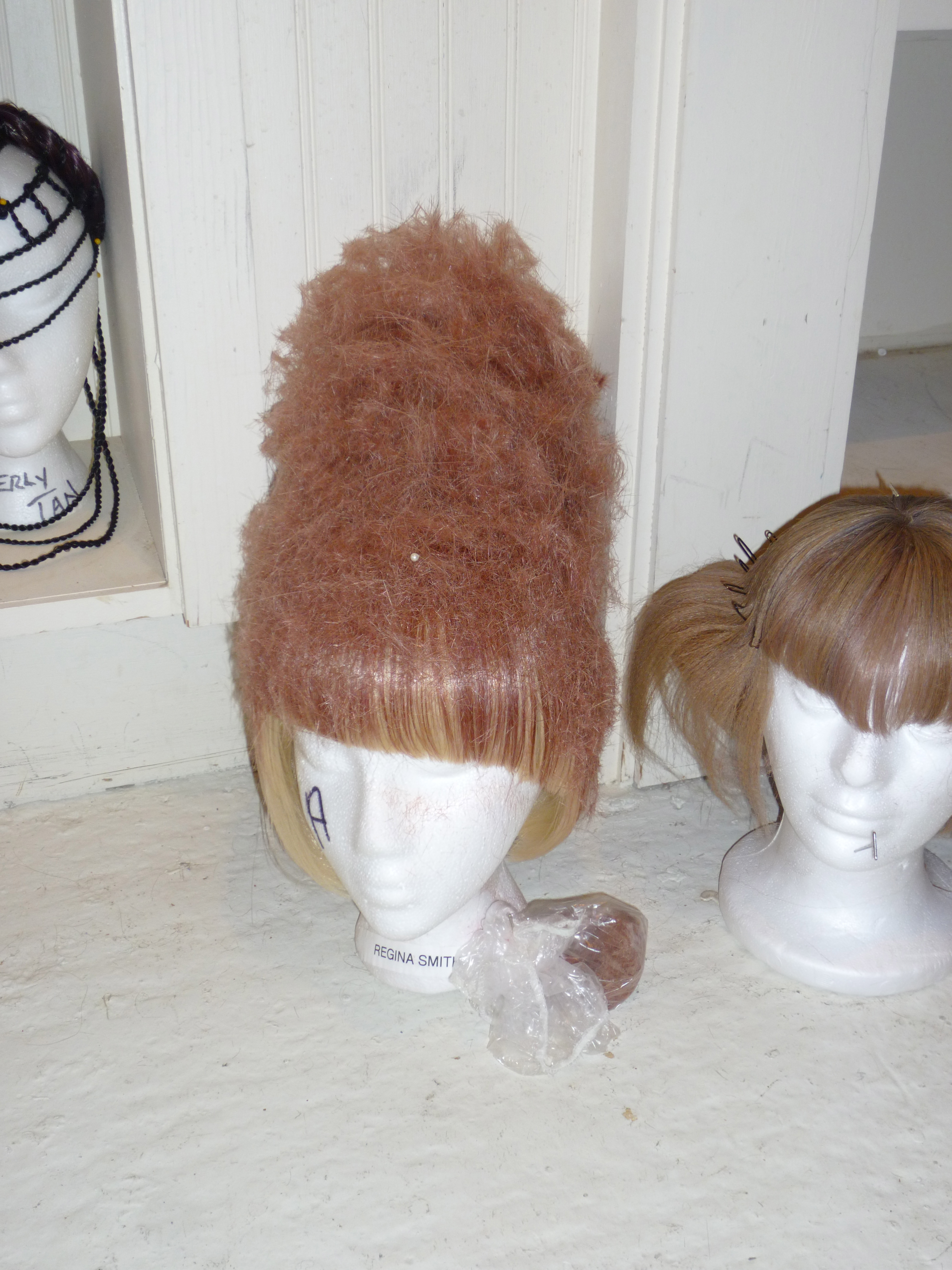 A Completed Wig