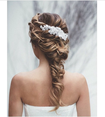 Wedding inspiration from @modaxhair