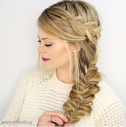 Braid by @missysueblogs