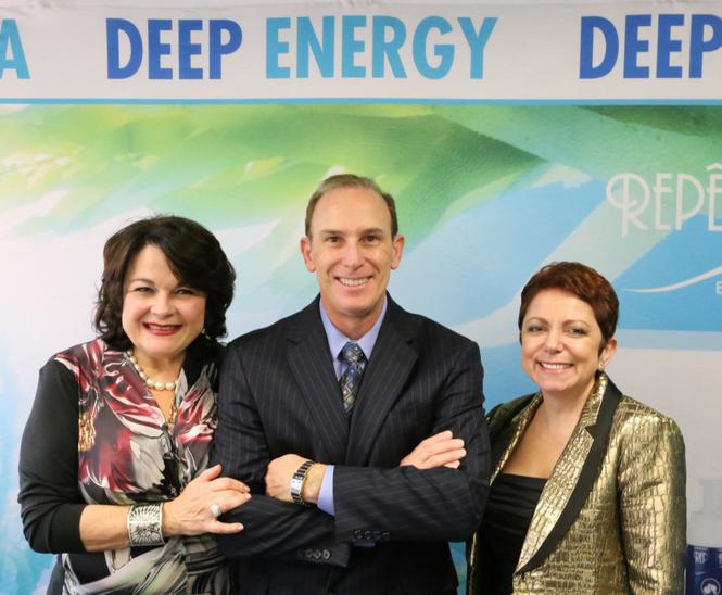 Speakers: Lydia Sarfati, Dr. Samuel Shatkin Jr. and Dori Soukup