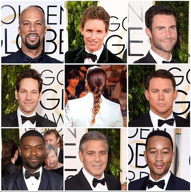 The best hairstyles on the red carpet. An @americansalon Instagram regram from @salonshahinstamford.