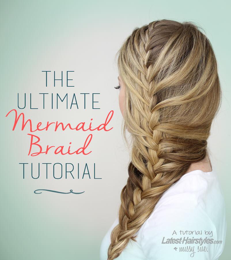 Remarkable The Ultimate Mermaid Tail Braid In Nine Steps Schematic Wiring Diagrams Amerangerunnerswayorg