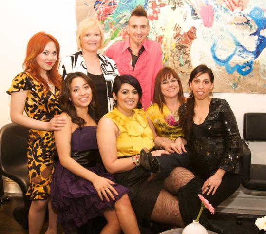 The Rare Salon Staff