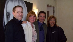 Danny Pierce, Jamie Corkran, David Stanko and Karen Fuss-Zipp