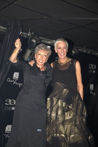 Olehouse President Galina Zelenova and CND Co-Founder Jan Arnold