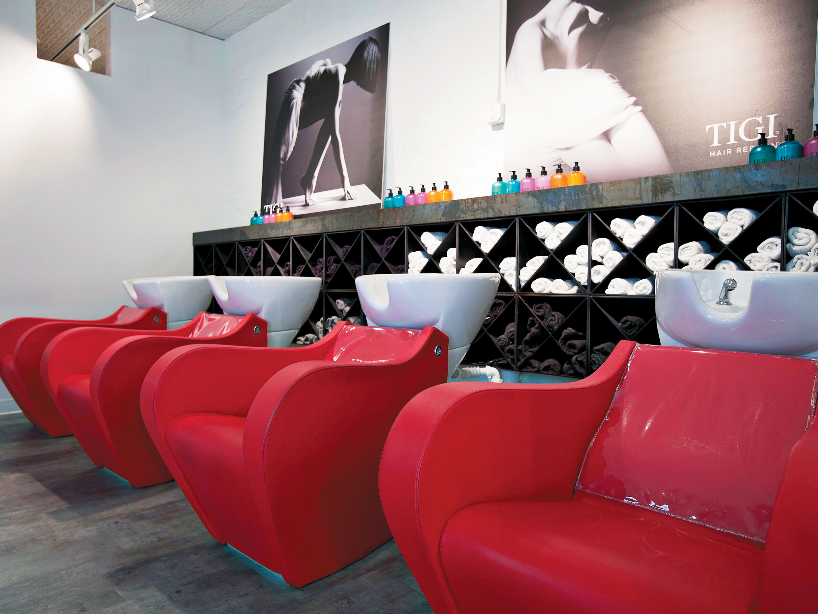 The Drawing Room Salon Captures The Essence of Art Through Hair