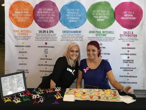 Paul Mitchell Schools Provide Day of Pampering on Cancer Survivor ...