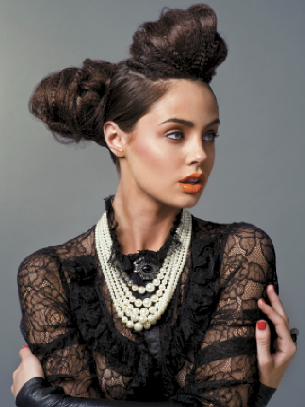 The latest collection from Australia's People Hairdressing team focuses on the stylists' individual inspiration.