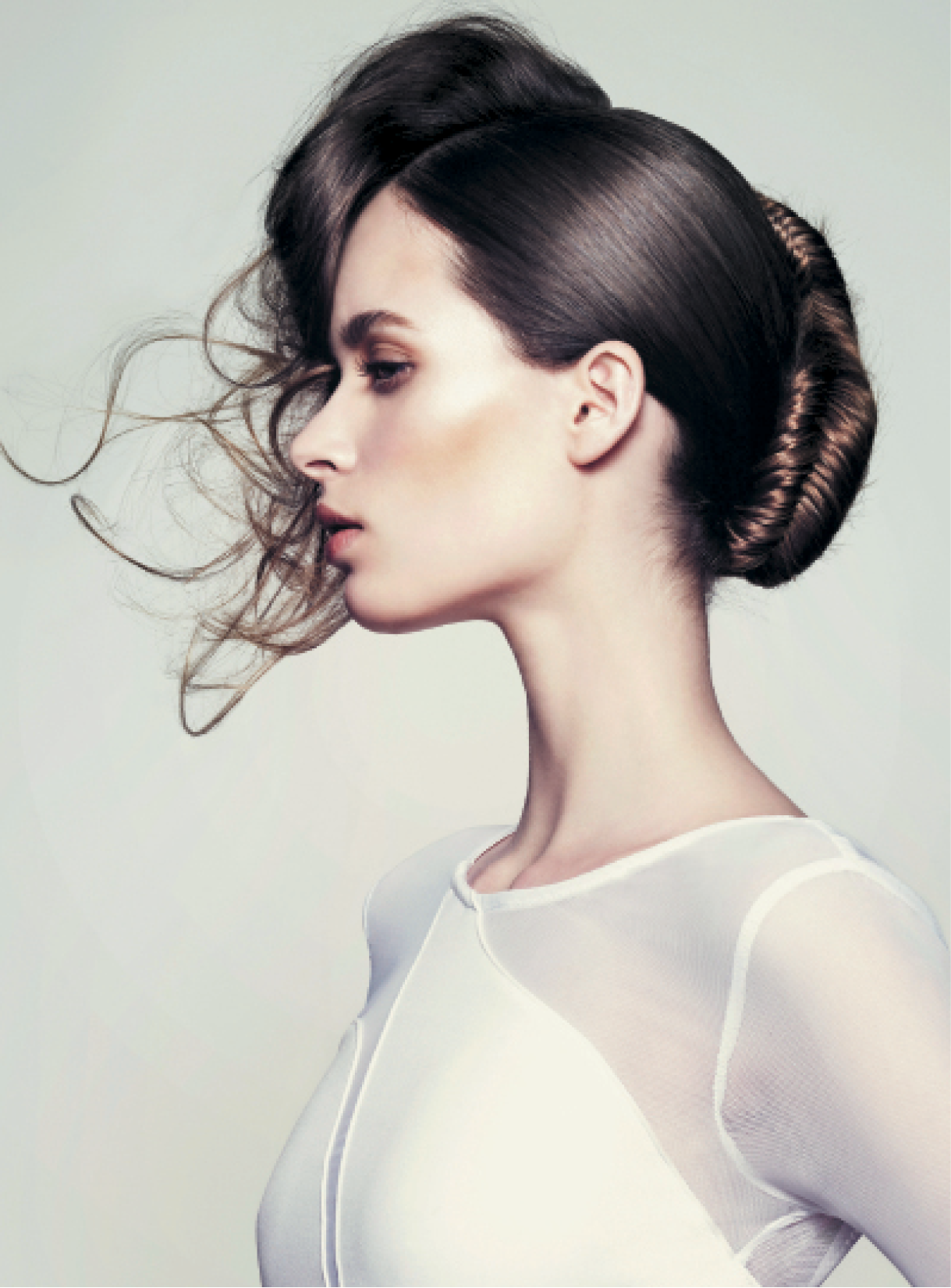 Ray of Light - March 2014 Feature in Amaerican Salon Magazine