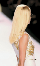 Cascading locks had a major moment on these spring/summer 2013 runways.