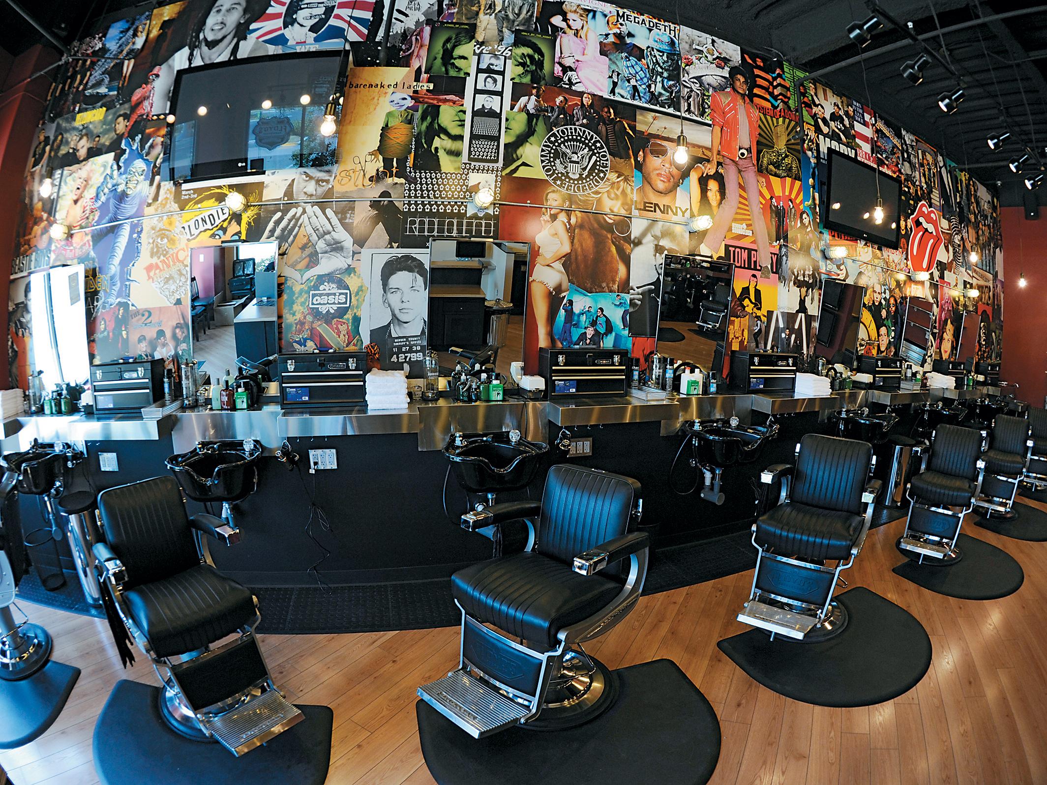 Role Models Floyds 99 Barbershop
