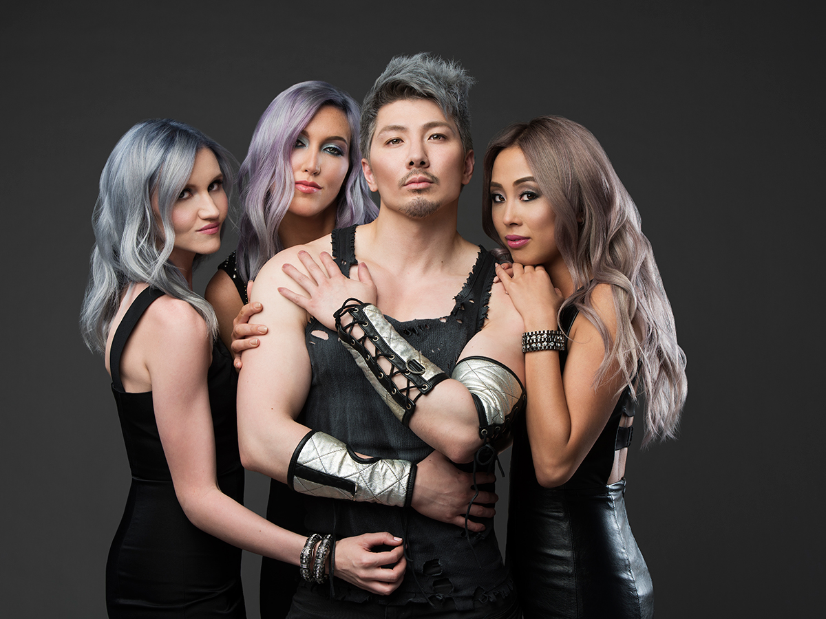 Guy tang s obsession the kenra color metallic collection for Guy tang salon