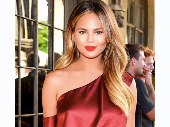 How To Chrissy Teigen S Fall Ayage American Salon