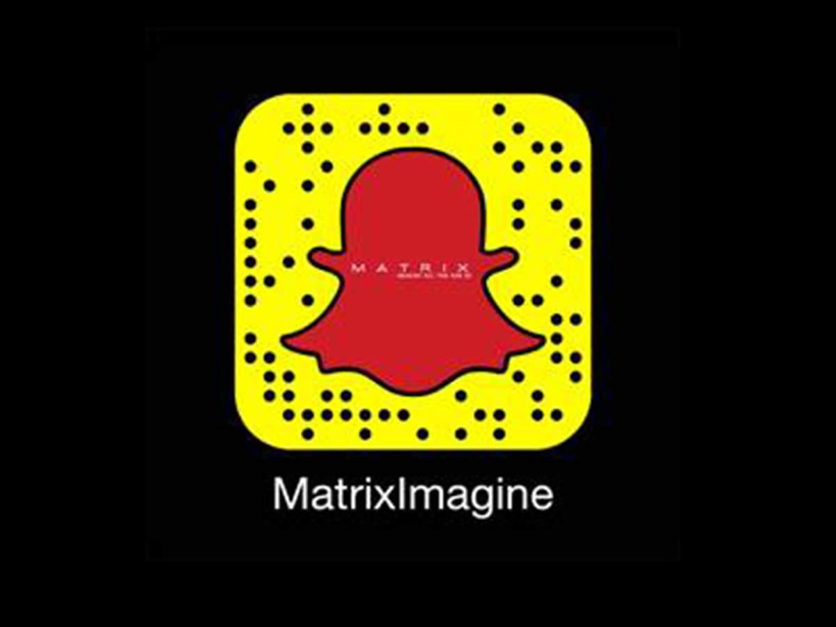 Matrix Announces Snapchat Account Launch By American Salon