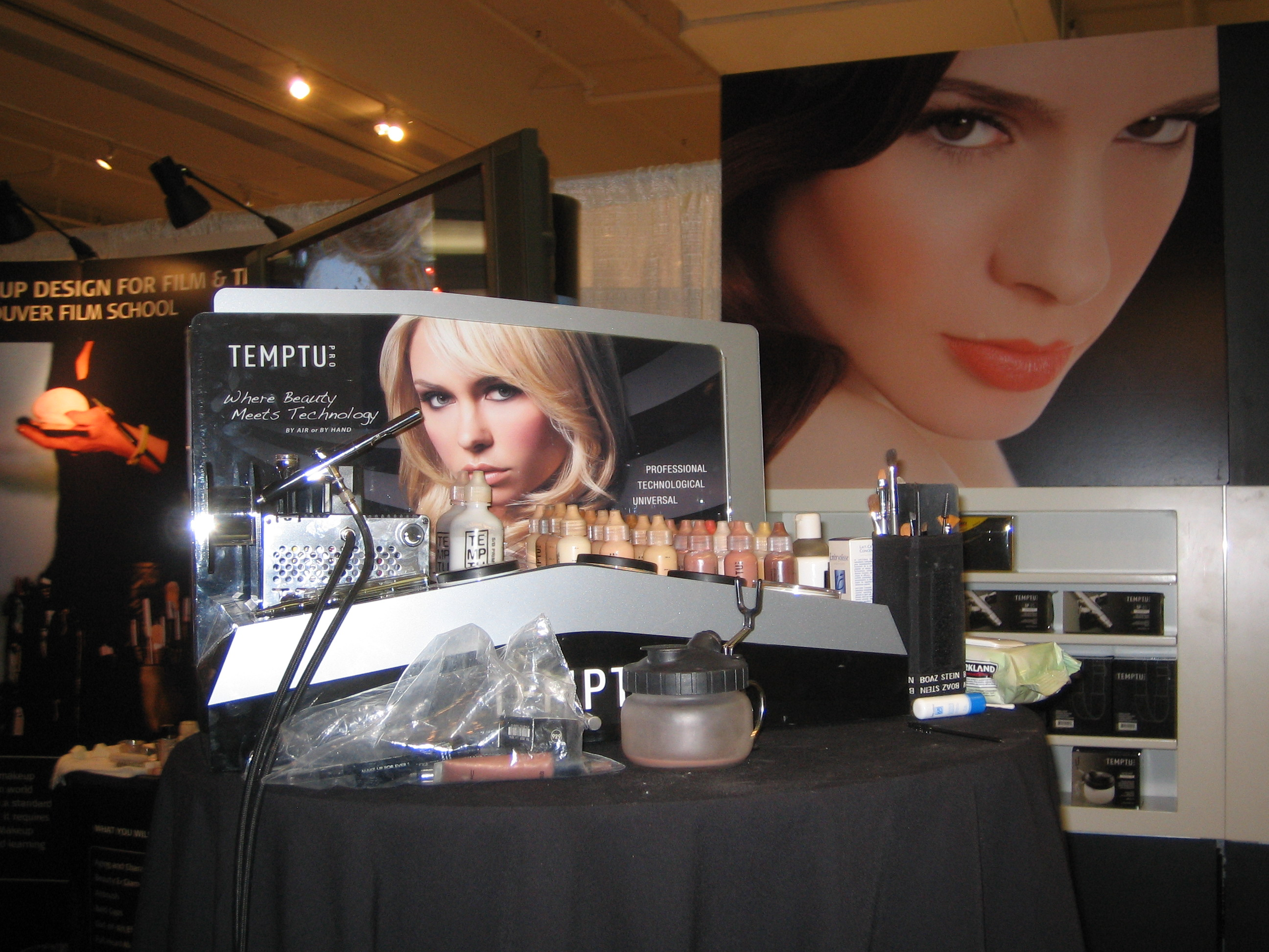 Temptu's new kit for salons