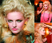 Mark Garrison with It Girl Lydia Hearst