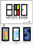 Visit the Artists Room Web site to order a mural-painting kit and add a little color and character to your salon.