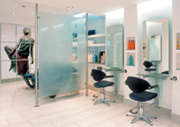 Beverly C is international creative director of all Essensuals salons, including this one in Taipei.