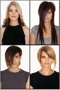 The Redken Creates artists used 12 innovative techniques and various color application processes to create modern looks that are translatable for clients.