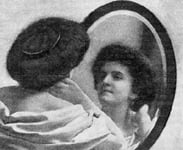 Milliners raved that the prevailing styles could not be properly fitted except with the Hairlight Crown, an adjustable puff that sold for $2 per dozen