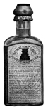 "Monte Christo Magic Hair Tonic was touted as excellent food for the hair. What's more, the ""superior product"" contained medicinal properties; it claimed to cure dandruff and all other scalp troubles."