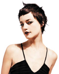 Short cuts like this from Toni&Guy are made for pomades and waxes.