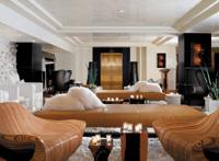 The Huntley Hotel's new lobby