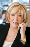 Lois Christie, president of Intercoiffure America/Canada and president, Christie & Co. Salon Spa in Bayside, NY