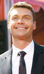 Seacrest out: Ryan Seacrest's brand of metrosexuality may be on the wane.