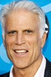 Silver fox: Ted Danson
