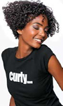 Help your clients embrace their hair's natural texture.