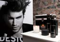 Products from Joico's Design Collection  on display