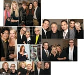 1. Brand Architects' Rick Goldberg with Great Hair's Lisa Kenna; 2. Robert Cromeans, Mary Cuomo and Gordon Miller; 3. Khalid Meniri and Antoinette Beenders; 4. DePasquale's Joe Mastalia with Carmen and Justin DePasquale; 5. Robert and Linda Lippolis with Mary and Michæl Brunetti; 6. Jimmy Paul and Louis Angelo; 7. Joyce and Richard Calcasola; 8. Genie O'Malley and Brad Johns; 9. Sam Villa and Debbie Weaver; 10. Jimmy Paul with Tela's Pegi Palagate and Philip Pelusi; 11. Vivienne Mackinder
