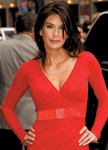 Teri Hatcher is a fan of thermal reconstruction, which produces soft, shiny, healthy-looking hair.