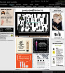 The product page features Bb's innovative haircare campaign