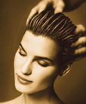 Ray Civello for Aveda encourages all salon owners to incorporate scalp care into their service menus.