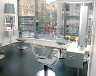 The Blow Dry Bar Academy is held at Blow's Upper East Side location.
