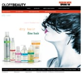 Barex Italiana is one of the brands featured on oloffbeauty.com.