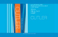 Cutler's Web site is trendy and user-friendly.
