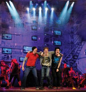Hair Styles from the Broadway Musical American Idiot