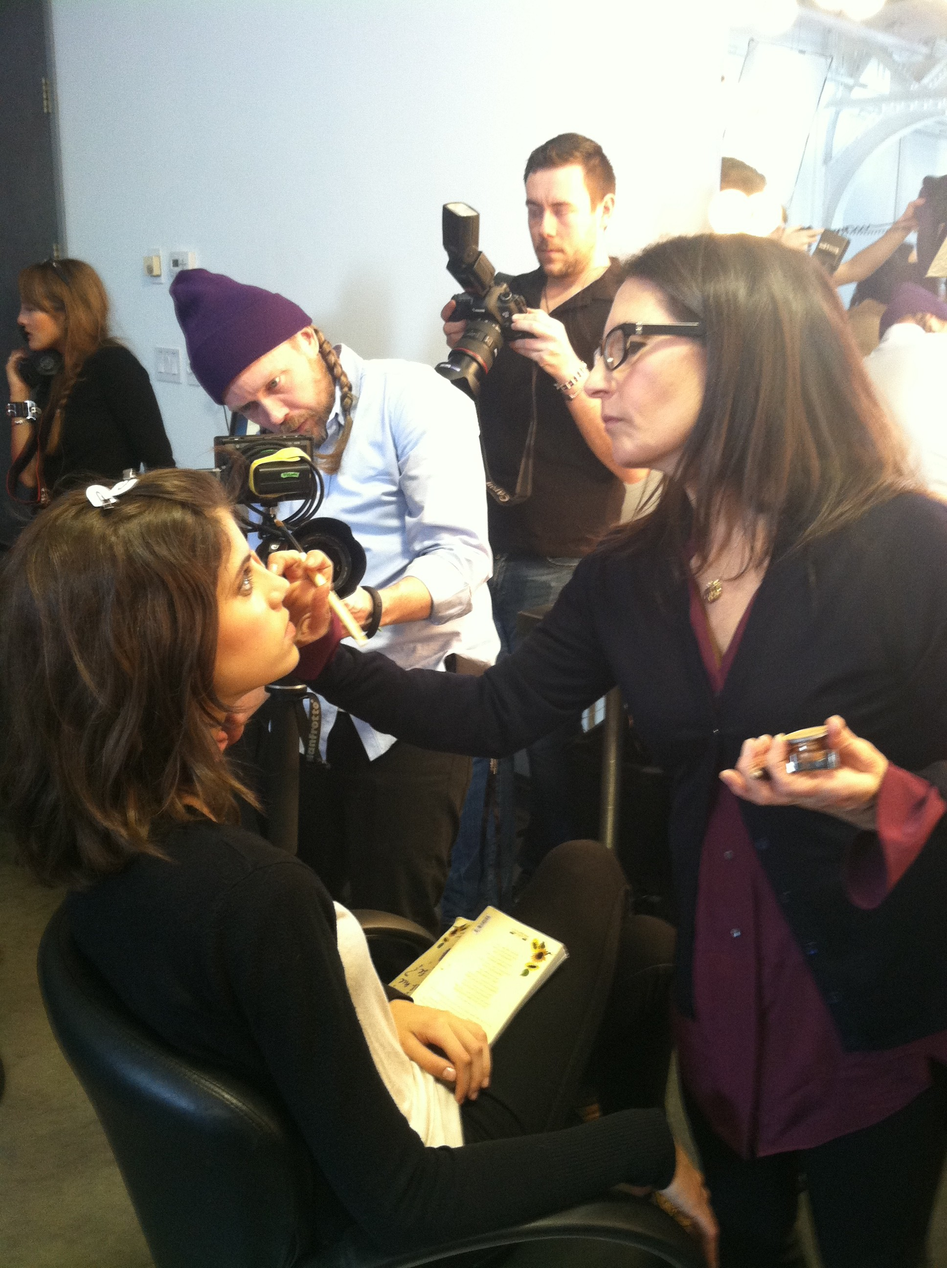 Makeup Artist Bobbi Brown